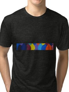 All the colours of the family Tri-blend T-Shirt