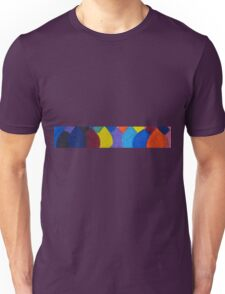 All the colours of the family Unisex T-Shirt