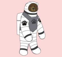 Astronaut bear  Kids Clothes