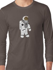 Astronaut bear  Long Sleeve T-Shirt