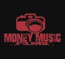 Money Music Films Clothing  One Piece - Short Sleeve