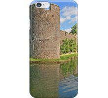Bishop's Palace Moat, Wells iPhone Case/Skin