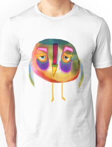 The Owl Who Looks Unimpressed Unisex T-Shirt