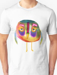 The Owl Who Looks Unimpressed T-Shirt