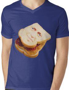 Steve Busammy Mens V-Neck T-Shirt