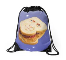 Steve Busammy Drawstring Bag