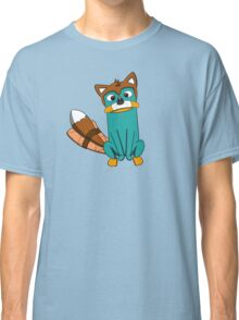What does Perry say Classic T-Shirt