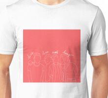 louis/liam/niall/harry Unisex T-Shirt
