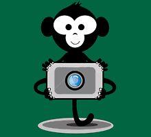 Monkey Photograpy T-Shirt