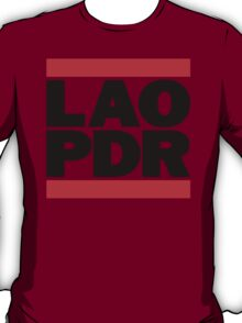 LAO PDR T-Shirt