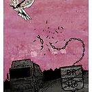 Ascend (Meninadanca Charity Print) by matthewdunnart