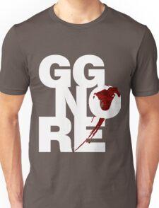 GG NO RE white Unisex T-Shirt
