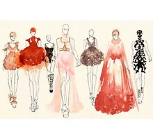 Alexander McQueen - 2013 Favorites Photographic Print