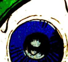 The Eye! Sticker
