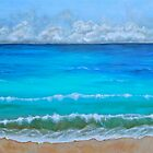 Calm - the beach by nancyqart