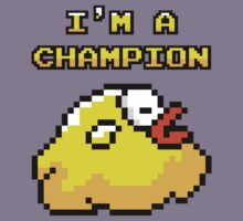 Flabby Bird - Champion by 55INCH
