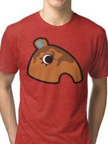 OLAF ANIMAL CROSSING Tri-blend T-Shirt