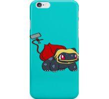 BulbaThor (Bulbasaur + Thor Crossover) T-Shirt iPhone Case/Skin