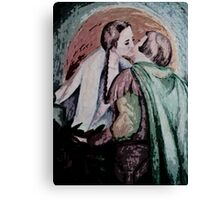 A Love Like Ours Canvas Print