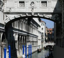 Bridge Of Sighs / Ponte Dei Sospiri Sticker