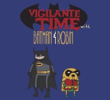 Vigilante Time! by zblues