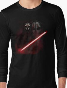 Darth Nihilus-Knights of the Old Republic II Long Sleeve T-Shirt