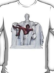Frank Furter at the Lincoln Memorial T-Shirt