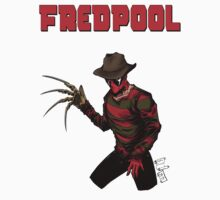 FREDPOOL TEE by chrisforeman