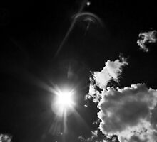 ©TSS The Sun Series XVI Impress Monochrome by OmarHernandez
