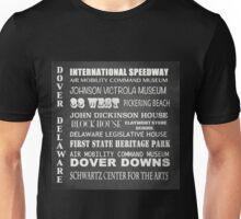 Dover Famous Landmarks Unisex T-Shirt