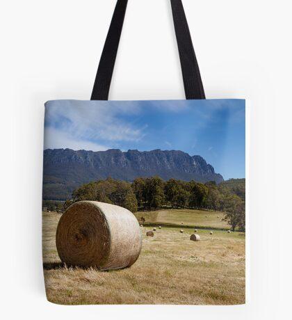 Tasmania's Mount Roland Tote Bag