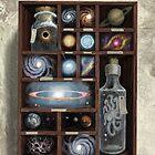 Cosmic Curios by Octomanart
