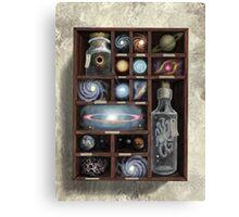 Cosmic Curios Canvas Print