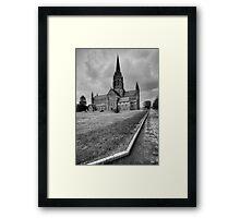 St Marys Cathedral, Killarney Framed Print