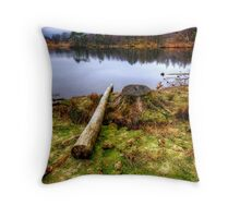 Tarn Hows, Lake District Throw Pillow