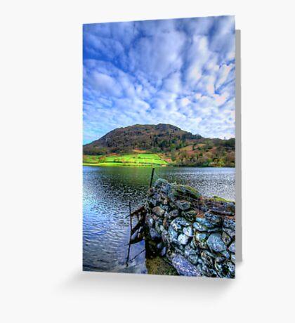 Rydal Water, Lake District Greeting Card