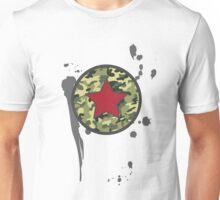 Military Stamp Unisex T-Shirt