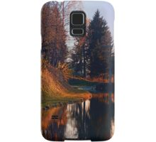 Romantic evening at the lake II | waterscape photography Samsung Galaxy Case/Skin