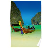 Phi Phi Island, Thailand Poster