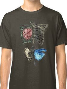 Illustration - Skeleton nature Classic T-Shirt