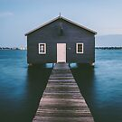 'Matilda Bay Boathouse' by Glenn Stephenson