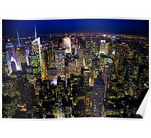 Skyline - NYC Poster