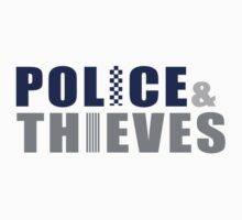 Police & Thieves by Ch1ckenMan