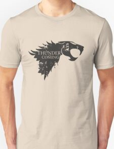 Thundercats is coming Unisex T-Shirt