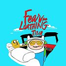 Fear and Loathing Time by eruparo