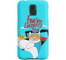 Fear and Loathing Time Samsung Galaxy Case/Skin