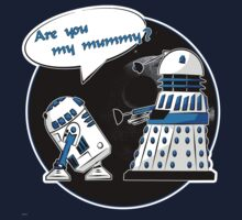 Are you my mummy? (second version) by Arry