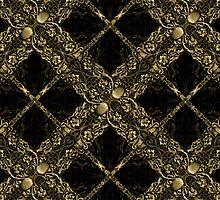 Luxury Ornamental Artwork by DFLC Prints