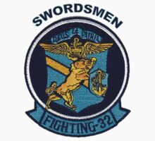 VFA-32 Swordsmen Patch by MGR Productions