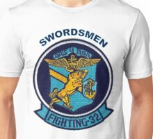 VFA-32 Swordsmen Patch Unisex T-Shirt